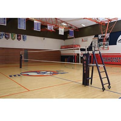 Aluminum Volleyball System Main Image